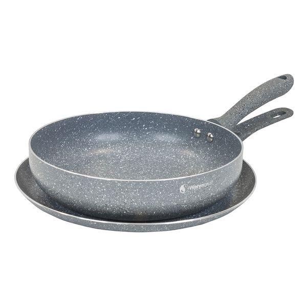 Juego de Sartén y Pancake Warenhaus 2 Piezas A67925 36fb1aa61f25